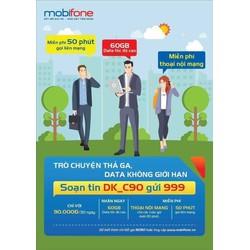SIM 4G MOBIFONE C90