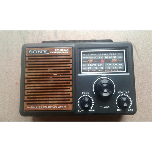 Đài nghe nhạc, radio, đọc thẻ nhớ USB Sony W888 - 4265228 , 10448797 , 15_10448797 , 300000 , Dai-nghe-nhac-radio-doc-the-nho-USB-Sony-W888-15_10448797 , sendo.vn , Đài nghe nhạc, radio, đọc thẻ nhớ USB Sony W888