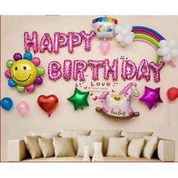 Bộ tổ chức sinh nhật