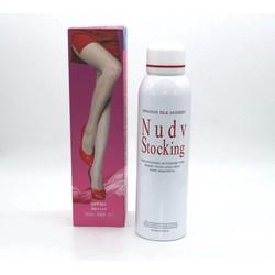 Tất phun Chân Stocking Nudv - Che Khuyết Điểm Và Chống Nắng
