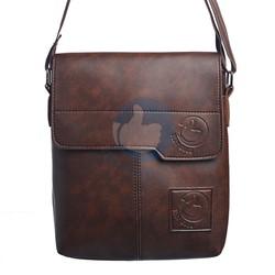 Túi đeo chéo nam đựng ipad Verygood MS1 - màu nâu