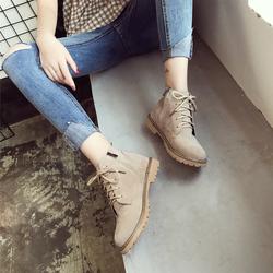 Giày Boots nữ đẹp xu hướng mới - Phong cách HQ