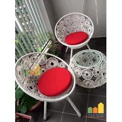 bàn ghế trứng giá hấp dẫn bán tại xưởng