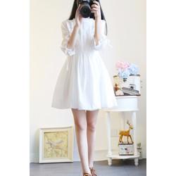 Váy trắng xinh hàng nhập khẩu chất lượng cao