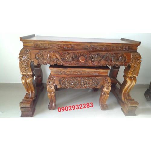 sập thờ gỗ muồng 1m98 - 10527221 , 8125484 , 15_8125484 , 21000000 , sap-tho-go-muong-1m98-15_8125484 , sendo.vn , sập thờ gỗ muồng 1m98