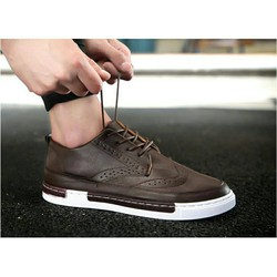 Giày thể thao  nam  chất liệu da cao cấp - G 029