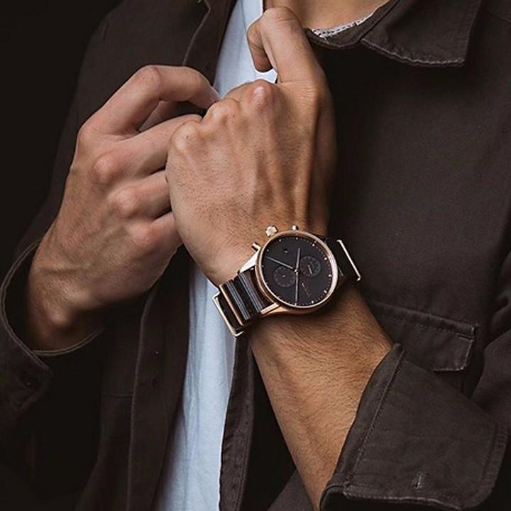 Đồng hồ nam cao cấp MVM chạy full kim có lịch  #01 19