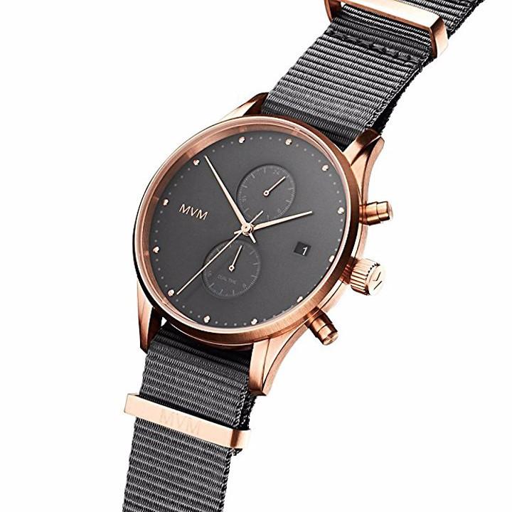 Đồng hồ nam cao cấp MVM chạy full kim có lịch  #01 13