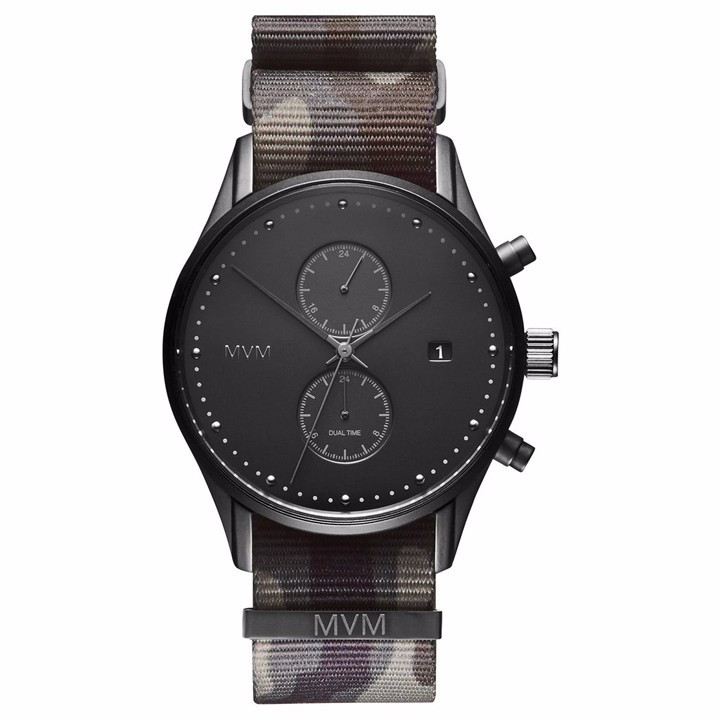 Đồng hồ nam cao cấp MVM chạy full kim có lịch  #01 5