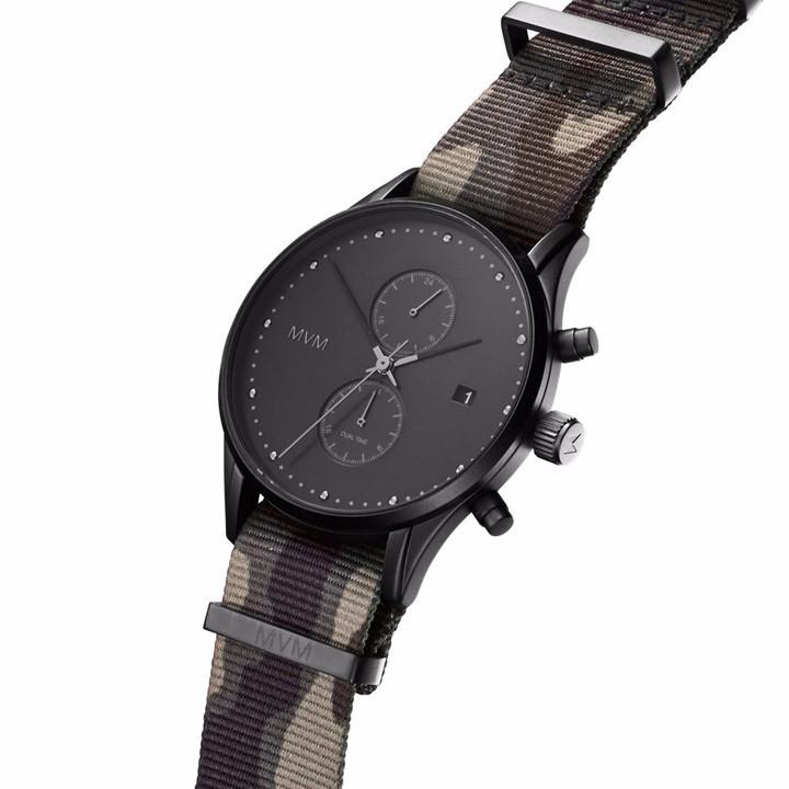Đồng hồ nam cao cấp MVM chạy full kim có lịch  #01 9