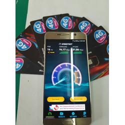 Sim 4G Vina 1 năm xài không giới hạn dung lượng tài khoản gọi khủng