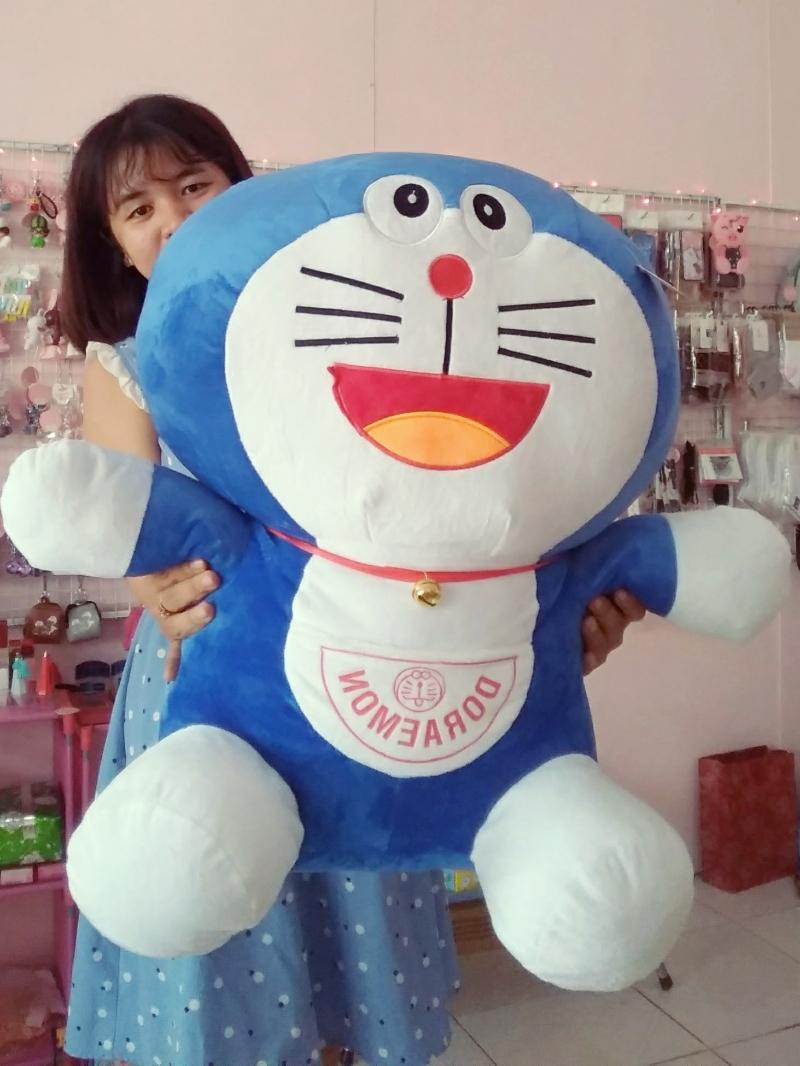 Gấu Bông Doremon 70cm 1