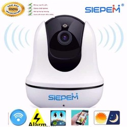 Camera IP Wifi Siepem