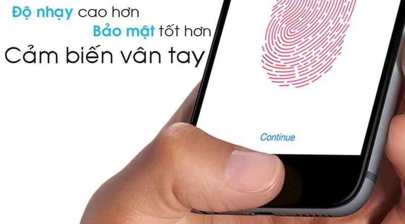 Iphone 6S Plus 16Gb Chính hãng Fullbox 4