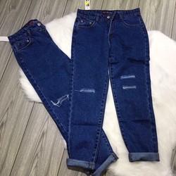 Quần baggy jeans