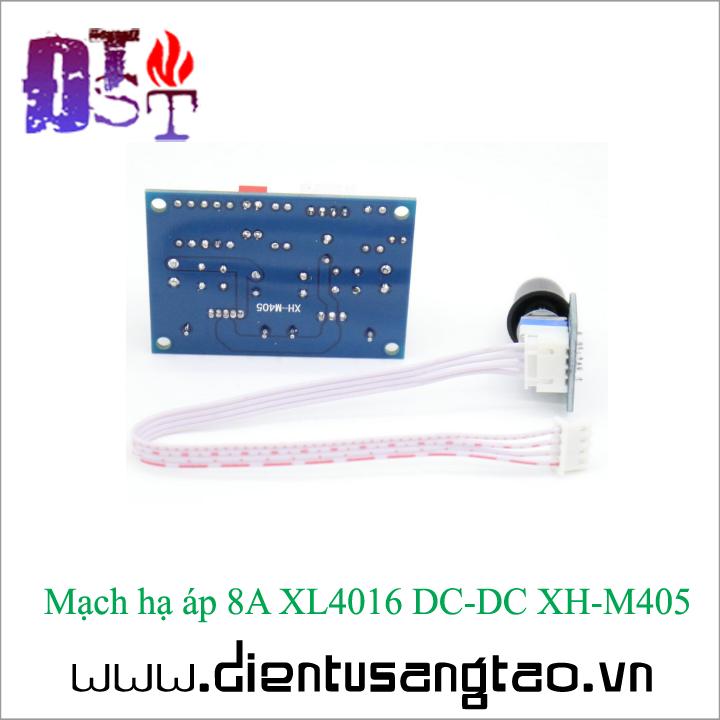 Mạch hạ áp 8A XL4016 DC-DC XH-M405 4