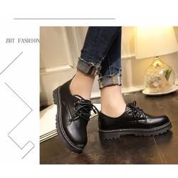 Giày Boots nữ năng động xu hướng mới - Phong cách HQ