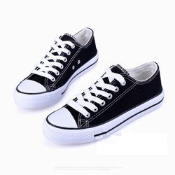 Giày Classic Nam Nữ Đen CổThấp |Giày Thể Thao