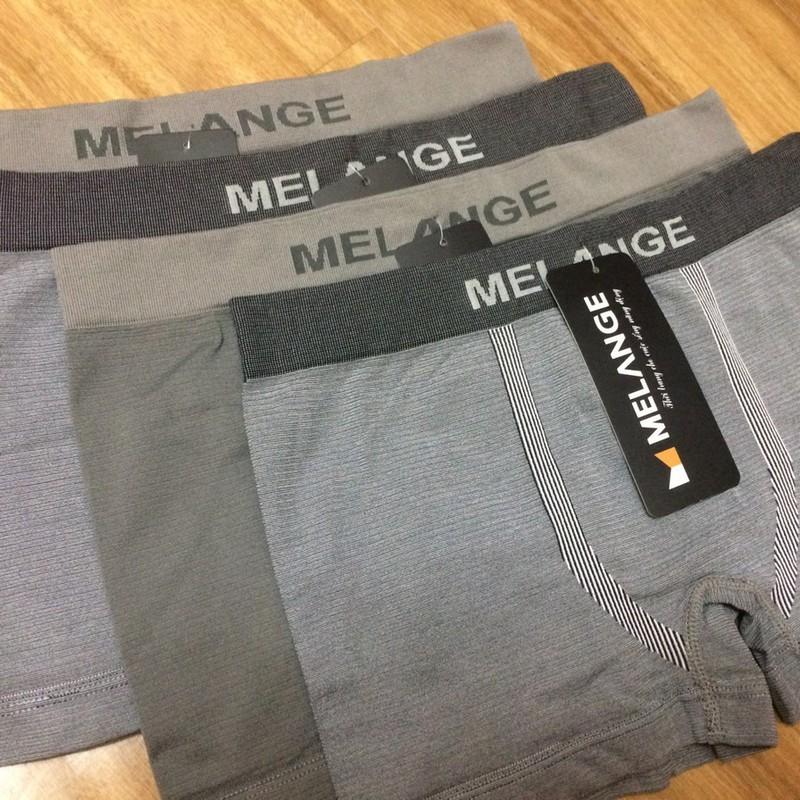 Quần boxer nam cao cấp Melange MN.22.08 - Quần sịp - Quần lót nam 1