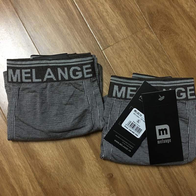 Quần sịp nam dạng quần đùi cao cấp Melange MC.22.14 3