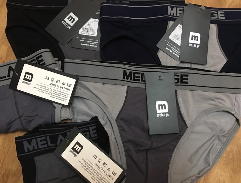 Quần sịp nam Melange MB.21.04 - Quần lót nam- Quần bikini nam 2