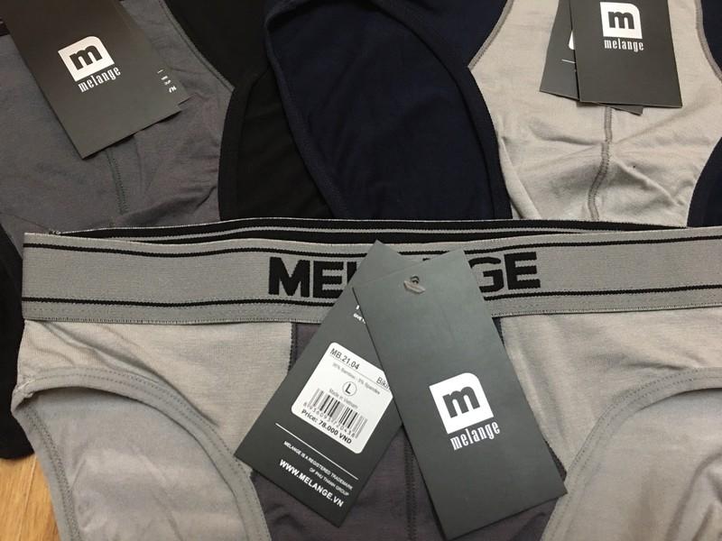 Quần sịp nam Melange MB.21.04 - Quần lót nam- Quần bikini nam 3