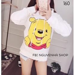 áo thun gấu pooh