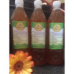 1 lít mật ong tràm nguyên chất bao test