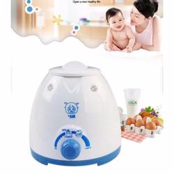 máy hâm sữa tiệt trùng cho bé