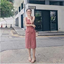 Đầm nữ dạo phố dễ thương