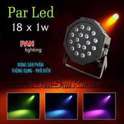 Đèn LED Sân Khấu - PAR 18 Bóng Cảm Ứng Nhạc
