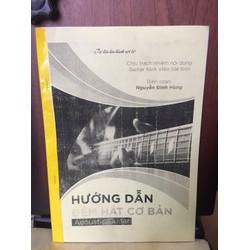 Sách hướng dẫn học guitar căn bản