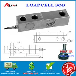 Loadcell SQB 1 Tấn 2 tấn