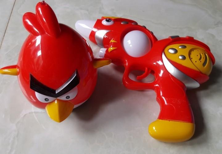 BỘ ĐỒ CHƠI SĂN BẮT ANGRY BIRD - 2
