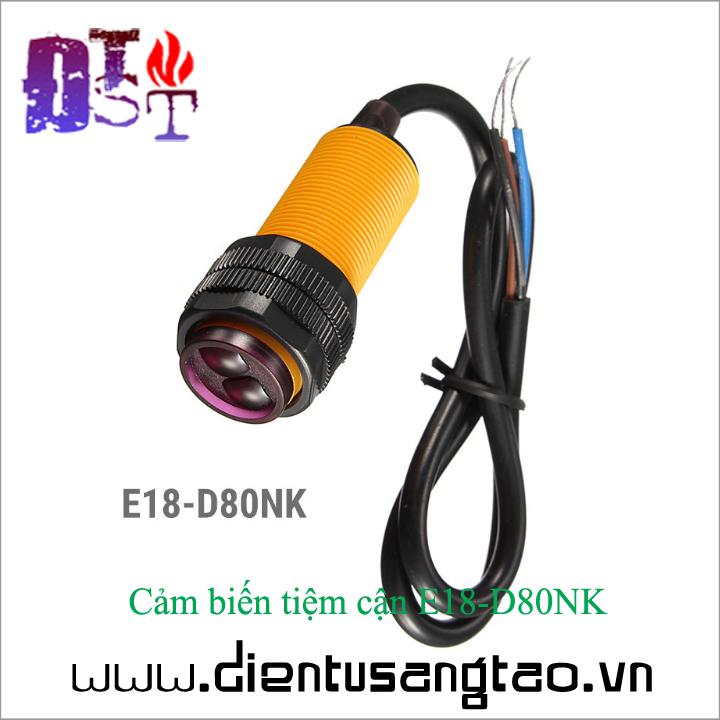 Cảm biến tiệm cận E18-D80NK 2
