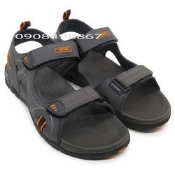 Giày Sandal Nam | Giày Sandal Vento 3610 xám có big size