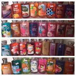 sữa tắm BATH AND BODY WORKS