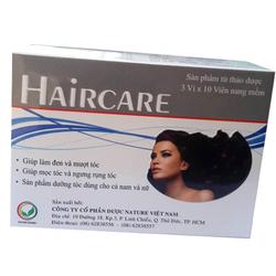 Viên uống giúp đen, mọc tóc Haircare