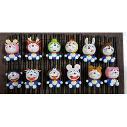 Móc Khóa Doraemon 12 con giáp
