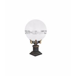 đèn trụ cổng  L250 H340