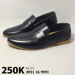 Giày Công Sở Nam Trẻ Trung Đế Vàng - Giày Nam Đẹp Rẻ