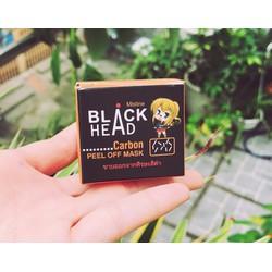 Gel Lột Mụn Đầu Đen Mistine Black Head - KS