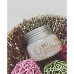 Kem dưỡng gạo The Face Shop Rice Ceramide Moisture Cream