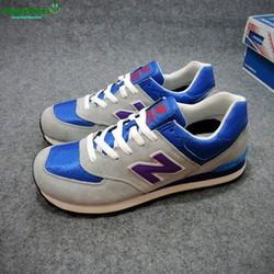 Giày Sneaker New xanh hàng VNXK
