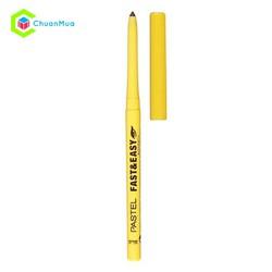 Chì vẽ mắt PASTEL Fastel Easy Waterproof Eye Pencil #No51 Brown MPA448