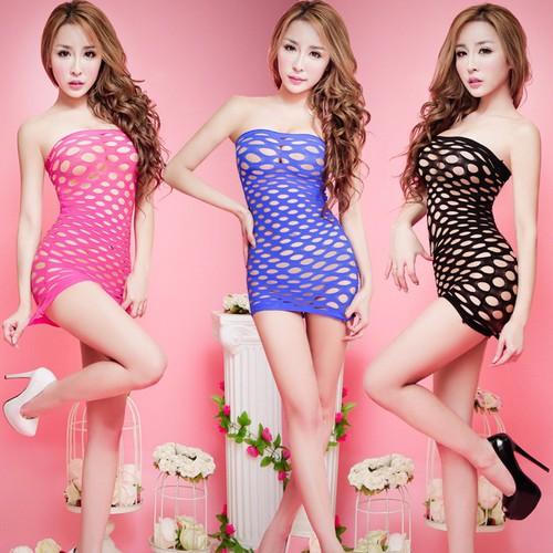 Đồ ngủ sexy lưới liền thân body khoét đáy váy ngắn - 16938559 , 8144120 , 15_8144120 , 44000 , Do-ngu-sexy-luoi-lien-than-body-khoet-day-vay-ngan-15_8144120 , sendo.vn , Đồ ngủ sexy lưới liền thân body khoét đáy váy ngắn