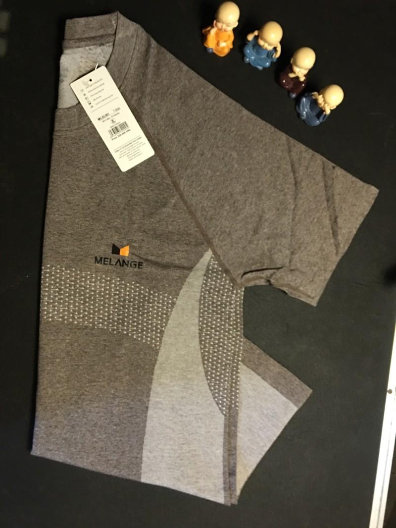Áo phông nam thương hiệu Melange MC.63.01 2