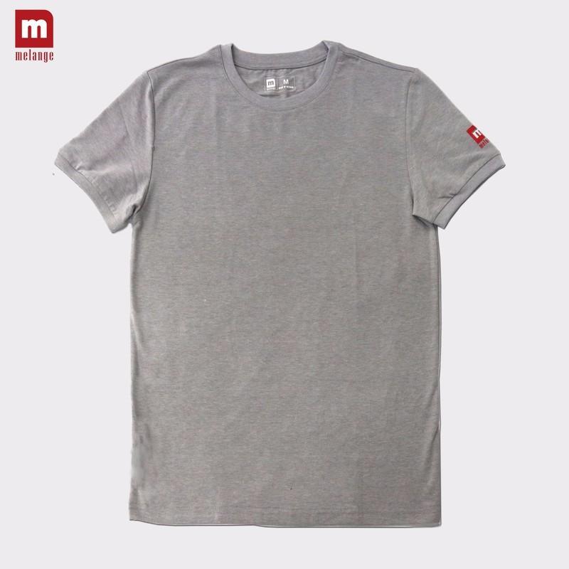 Áo thun nam cổ tròn Melange MC.63.06 3