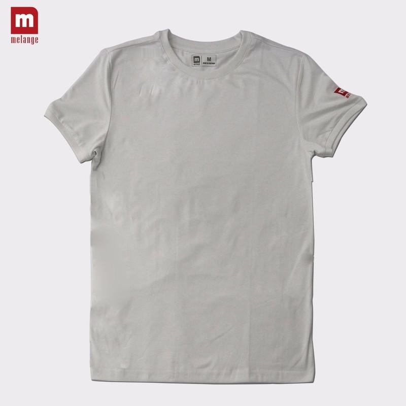 Áo thun nam cổ tròn Melange MC.63.06 1