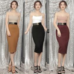 Đầm Body Thun Pha Len